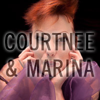 Courtnee and Marina