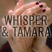 Whisper and Tamara 2009
